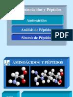 Aminoácidos y Péptidos