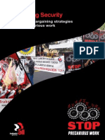 Negotiating Security Trade union bargaining strategies  against precarious work (industriall)