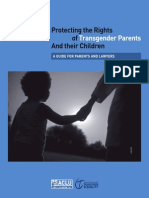 Protecting the Rights of Transgender Parents and their Children