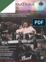 Horacio El Negro Hernandez - Conversations in Clave