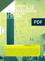 Ana María Guasch – Los museos y lo museal. El paso de la modernidad a la era de lo global.pdf