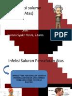 ISPA (Infeksi Saluran Nafas Atas)