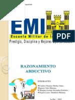 Presentación1 RAZONAMIENTO ABDUCTIVO