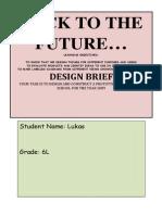 design brief 2014
