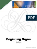 Beginning Organ