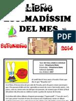 Llibre Estimadissim Setembre 2014
