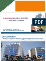 Presentación Tutoría Docente 2014