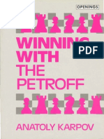 Winning With the Petroff - Karpov