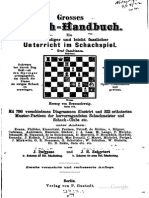 Dufresne Zukertort Grosses Schach Handbuch