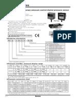 PSA & PSB Pressure Sensors From ASC Ph 03 9720 0211