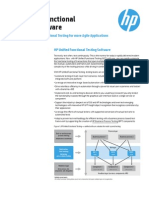 HP Unified Functional Testing Tool