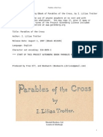 Parables of the Cross by Trotter, I. Lilias
