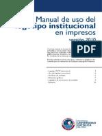 Manual Logotipo Pucp
