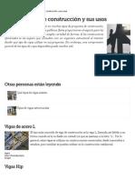Tipos de Vigas de Construcción y Sus Usos _ EHow en Español