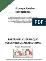 Salud Ocupacional en Confecciones