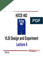 Lecture 06 - digital vlsi design