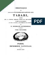 CHRONIQUE TABARI TÉLÉCHARGER PDF DE