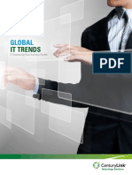 Vanson Bourne Global It Trends General Report