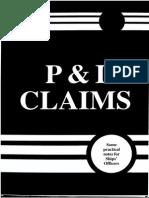P & I Claims