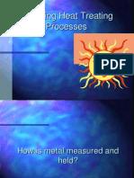 Applying Heat Treating Processes