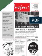 Revolusjon nr. 17 – høsten 1999