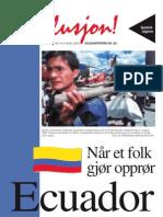 Revolusjon nr. 19 – temanummer høsten 2002