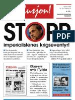 Revolusjon nr. 25 – høsten 2002