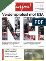 Revolusjon nr. 26 – våren 2003