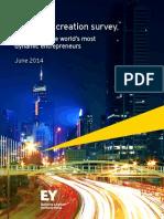 Global Job Creation Survey June 2014