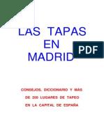Tapas Madrid