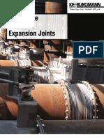 Metal Expansion Joints by KE-Burgmann