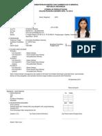 Formulir Pendaftaran Doc