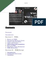Vijaymukhi . Wireless Markup Language