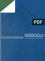 Revista Hemiciclo de Estudios Parlamentarios Nº 1