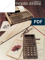 A Pair of Program-Compatible Personal Programmable Calculators - HPJ 1976-11