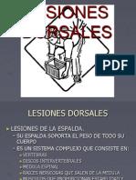 LESIONES DORSALESpublico