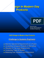 CAD Design in Modern Day Products