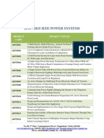 Ieee 2014 Power Systems