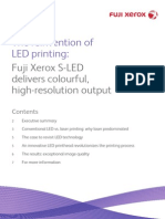 DocuPrint 105_205 Series SLED White Paper