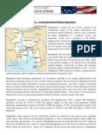 Bangladesh Emerging Market Business Opportunity