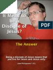 How Do i Begin to Disciple Someone