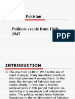 1.Making of Pakistan