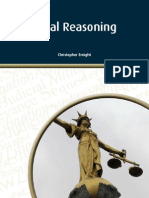 Book Legal Reasoning Electronic Edition