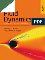 Fluid Dynamics- Part 1- Classical Fluid Dynamics