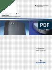 Liebert PEX Condenser User Manual AP11ENT PEXCondenserV1 UM