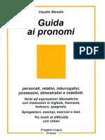 Mestoimenia Manella Claudio Guida Ai Pronomi