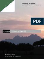 Vivacs y Chozos en La Pedriza Del Manzanares