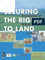 Securing the Right to Land (2nd Edition)