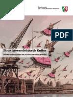 Strukturwandel Kultur Staatskanzlei