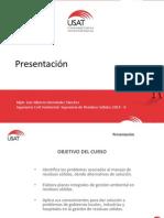 IRS. 2014-II. 0. Presentación